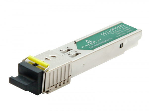 Cisco 1000BASE-SX SFP transceiver module