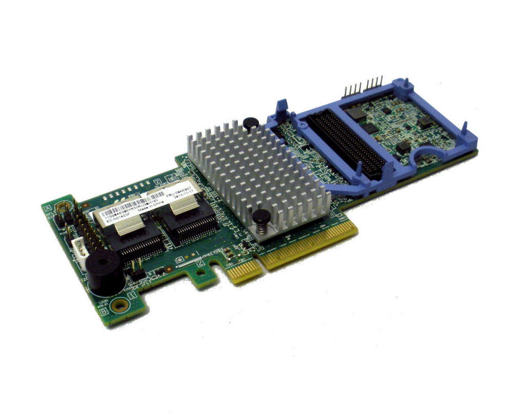 SAS 6Gb 4-Port PCIe3 (x8) 12GB Cache RAID Adapter